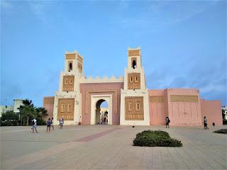 arabskie budowle