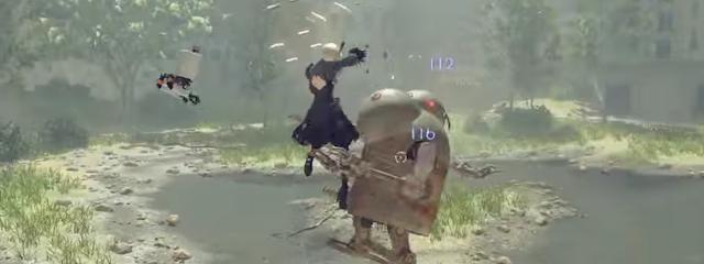 Se anuncia colaboración entre Final Fantasy XV y NieR: Automata