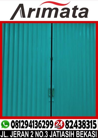 gambar folding gate condet jakarta timur