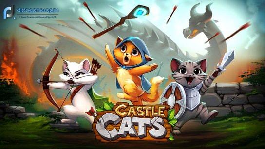 Castle Cats MOD APK Images