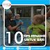 Wajib Diketahui oleh Orang Tua : 10 Alasan Bayi Wajib Belajar Renang