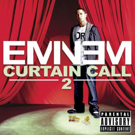 Eminem Curtain Call 2 (2016) Eminem Curtain Call 2 Bonus Disc