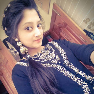 Puja Cherry Roy Cool Selfie In House