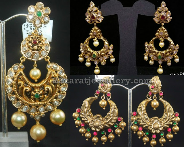 Fusion work Trendy Chandbalis