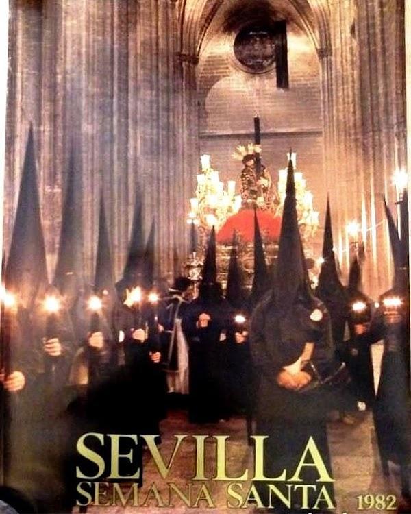 Cartel de la Semana Santa de 1982 de Sevilla