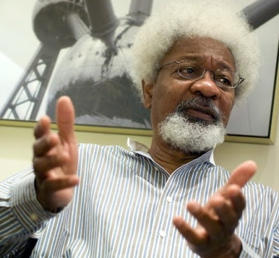 Wole Soyinka Recommends Jail Term For Corrupt Politicians
