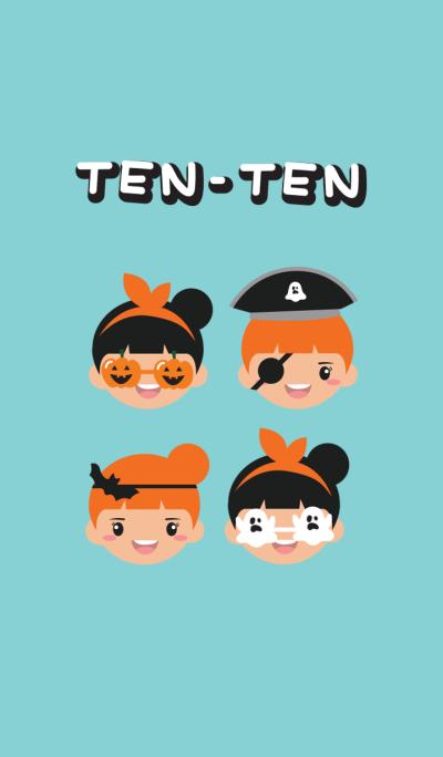 Ten-Ten : Halloween Party Night!