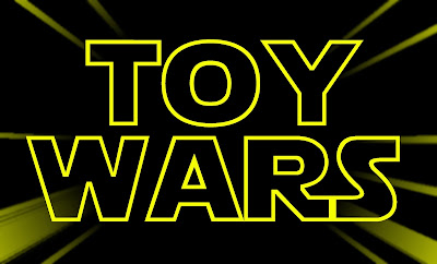 Toy Wars book