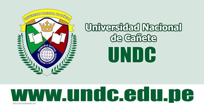 Resultados UNDC 2017 (9 Abril) Ingresantes Examen Admisión Ordinario - Universidad Nacional de Cañete - www.undc.edu.pe