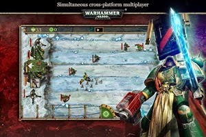 WH40K Strom Of Vengeance V.1.0 Apk download Free Game Android