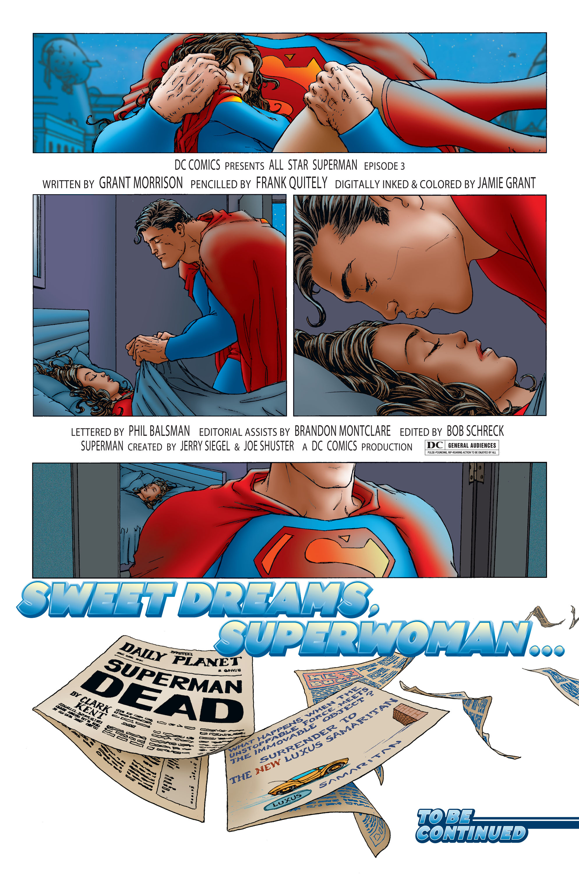 Read online All Star Superman comic -  Issue #3 - 23