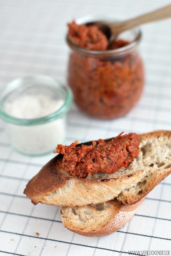 Rotes Pesto Rezepte für die Grillsaison