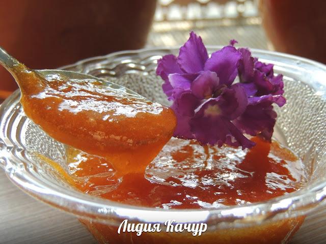 как варить абрикосовый джем