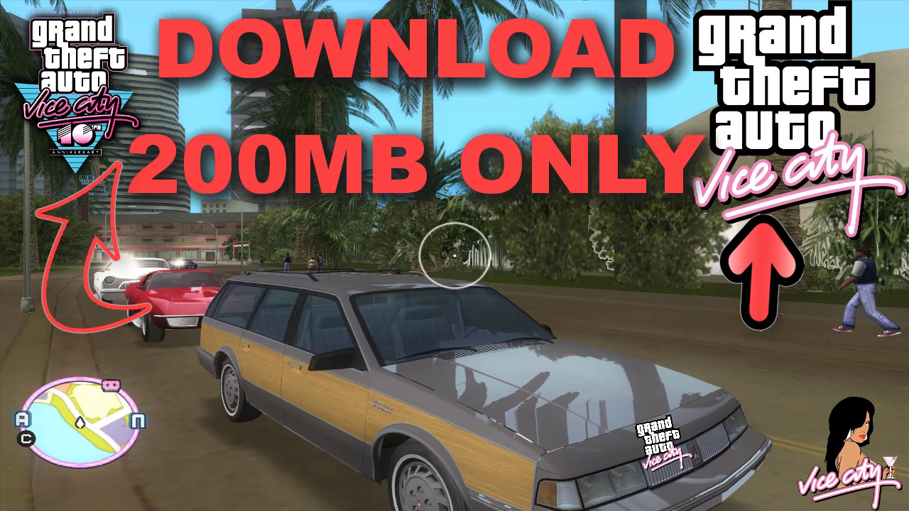 Gta vice city lite apk adreno | GTA Vice City Apk Android