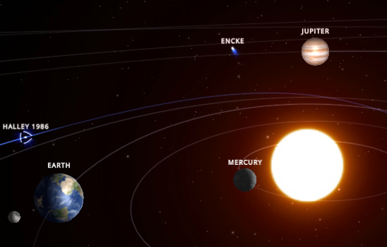 solar system real time - photo #9