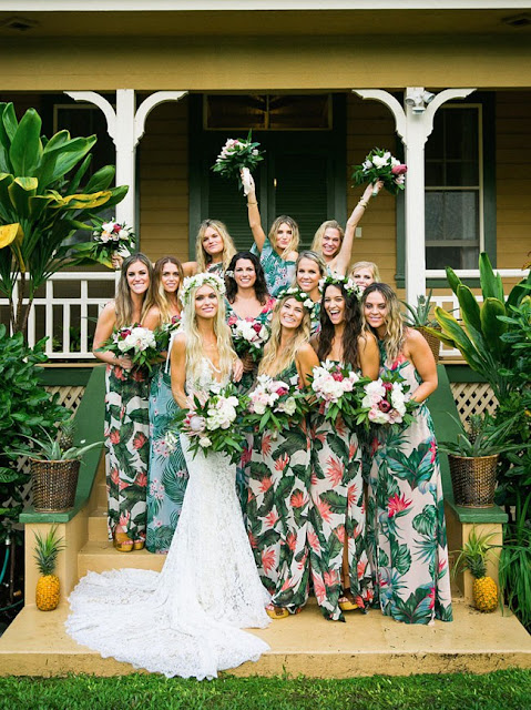 Bellos vestidos de damas de honor | Moda y Belleza