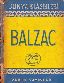 Balzac'ın Hayatı Sanatı Eserleri