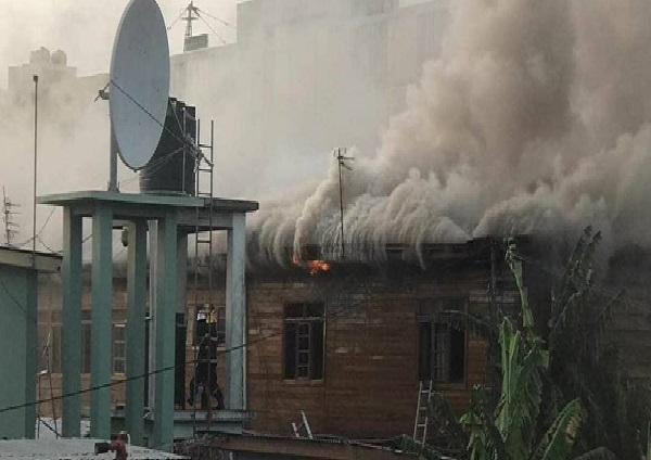 Air conditioning unit caused Coconut Grove fire - Groupe Nduom