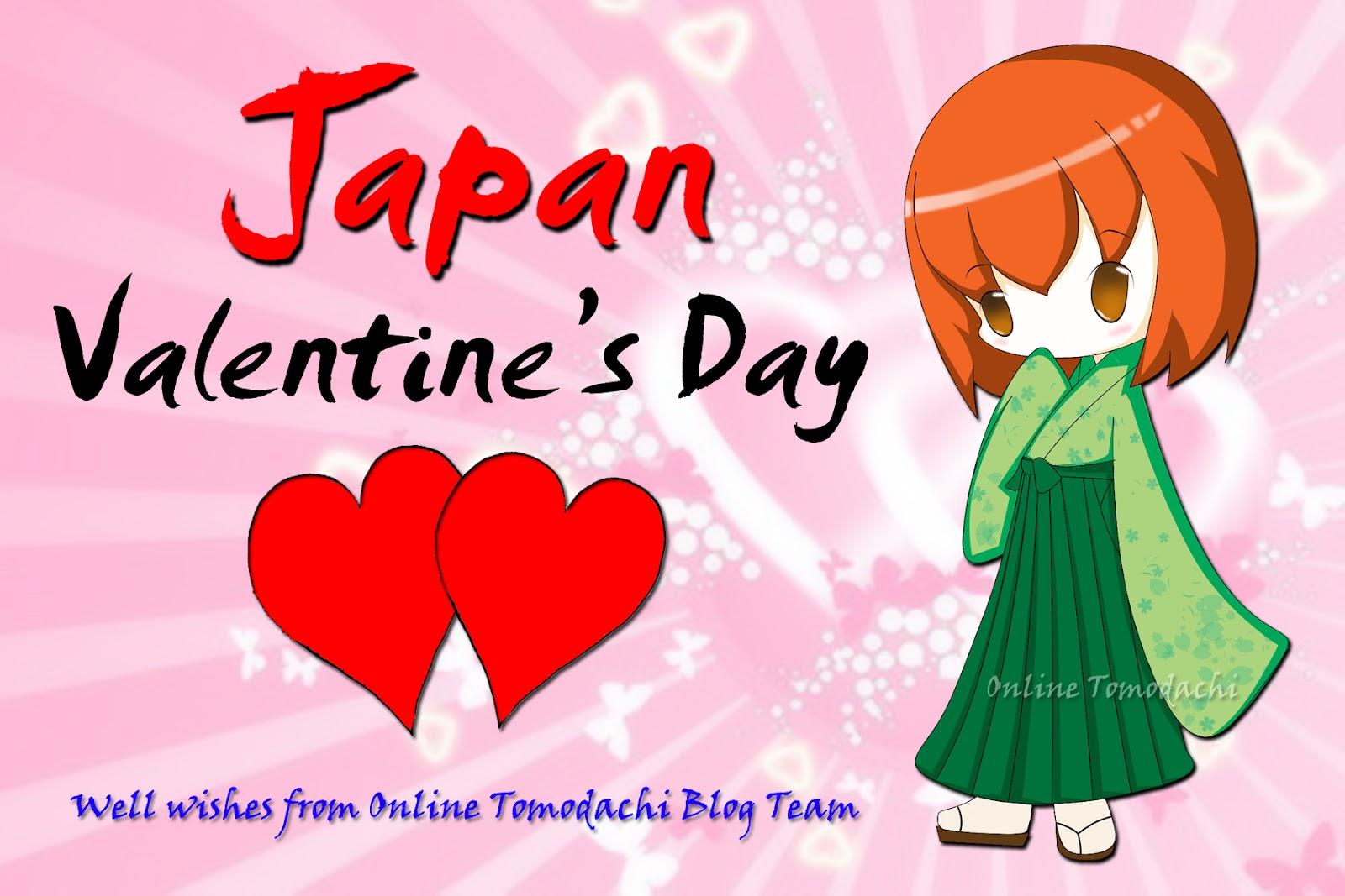 Online Tomodachi Japan Valentine S Day