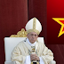 """PAPA FRANCISCO DIZ QUE """"COMUNISTAS PENSAM COMO OS CRISTÃOS"""""""