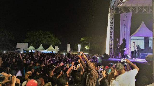 Serunya Biznet Festival Sukabumi 2017
