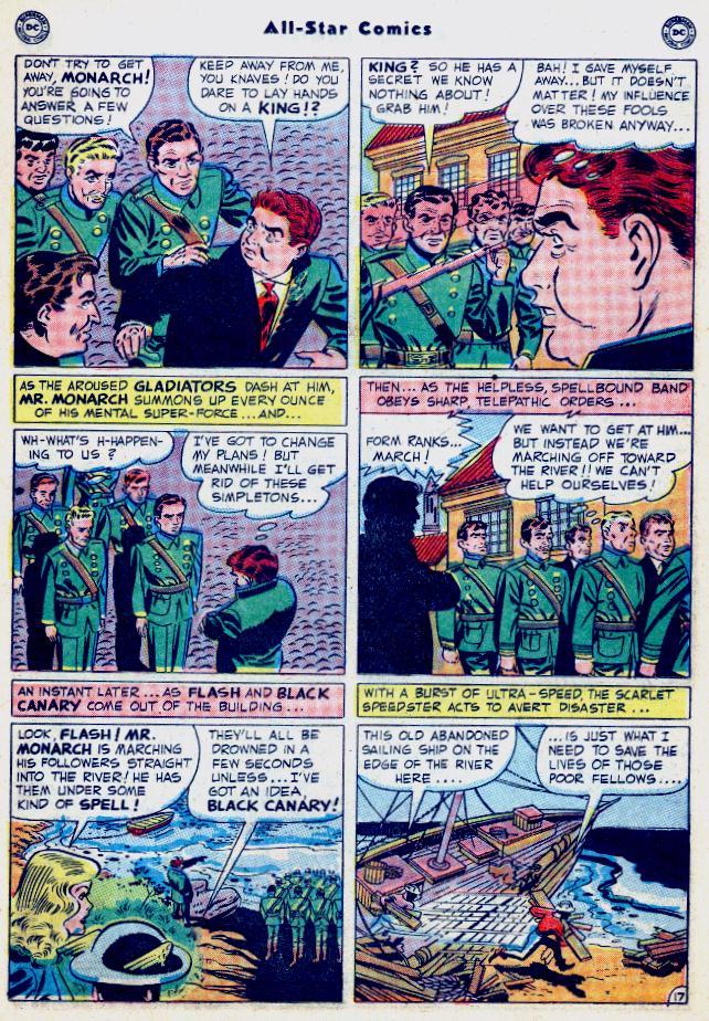 Read online All-Star Comics comic -  Issue #52 - 20