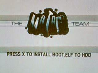 Instal BOOT.ELF Ke HDD PS2