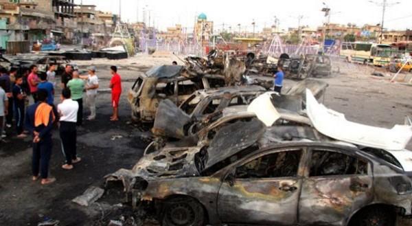 Lagi, Bom Truk di Baghdad Tewaskan 24 Orang