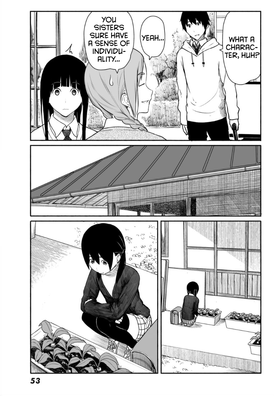 Flying Witch - Chapter 20