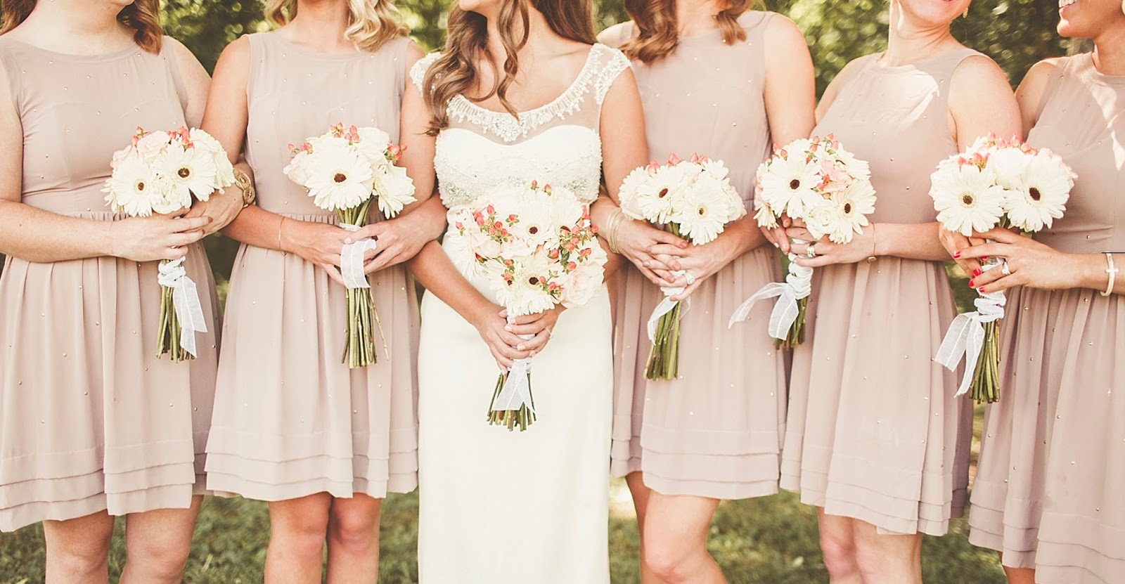 An insight into the top 5 latest trends in bridesmaid dresses the fresh neutral color palette ombrellifo Image collections