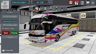 Download livery bus bussid pariwisata hd