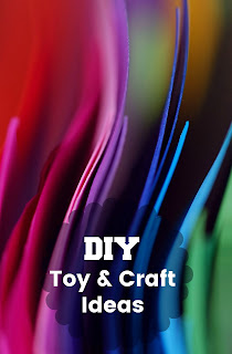 DIY Kids Toys and Easy Decorative Crafts