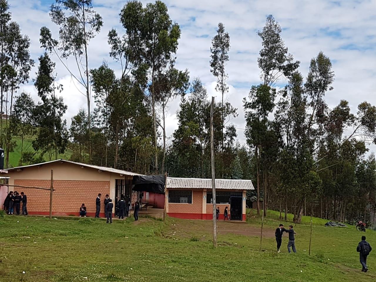 Colegio 80749 - Pachachaca