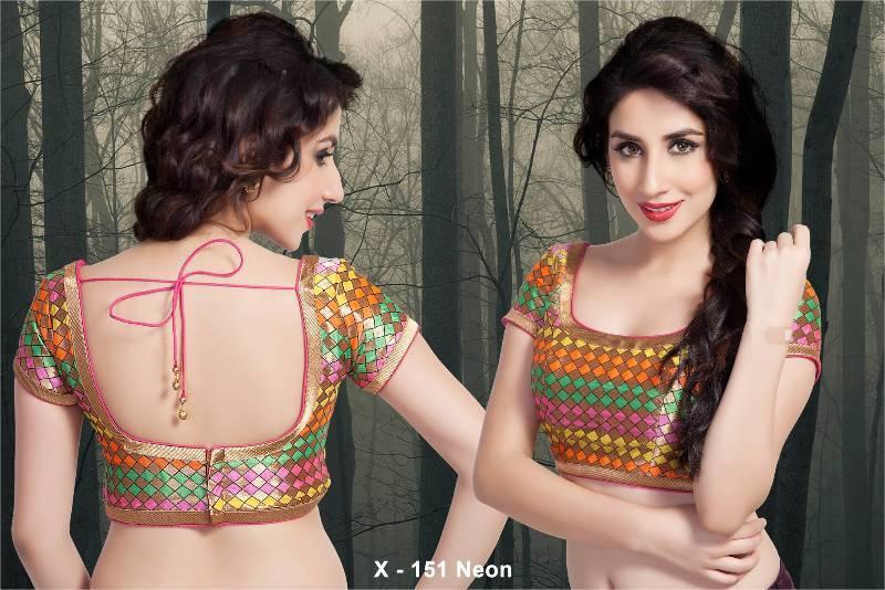 Indian Ladies Blouse Designs 7