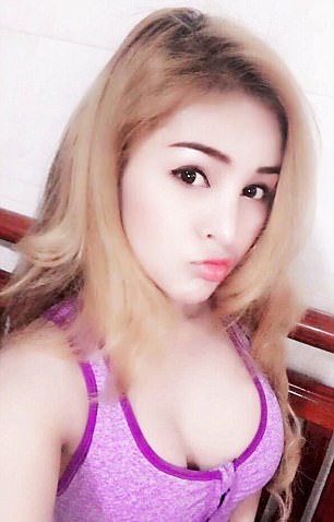 Seductive Cambodian Actress Banned From Starring In Movies For Being Too Sexy!