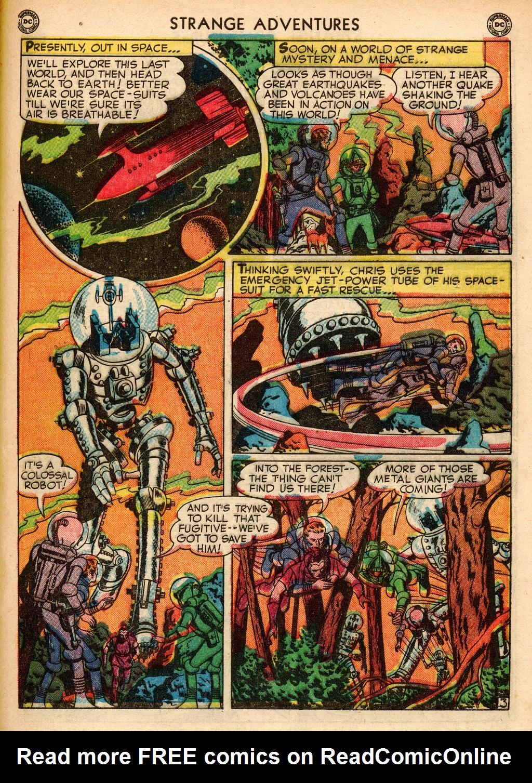 Strange Adventures (1950) issue 2 - Page 41