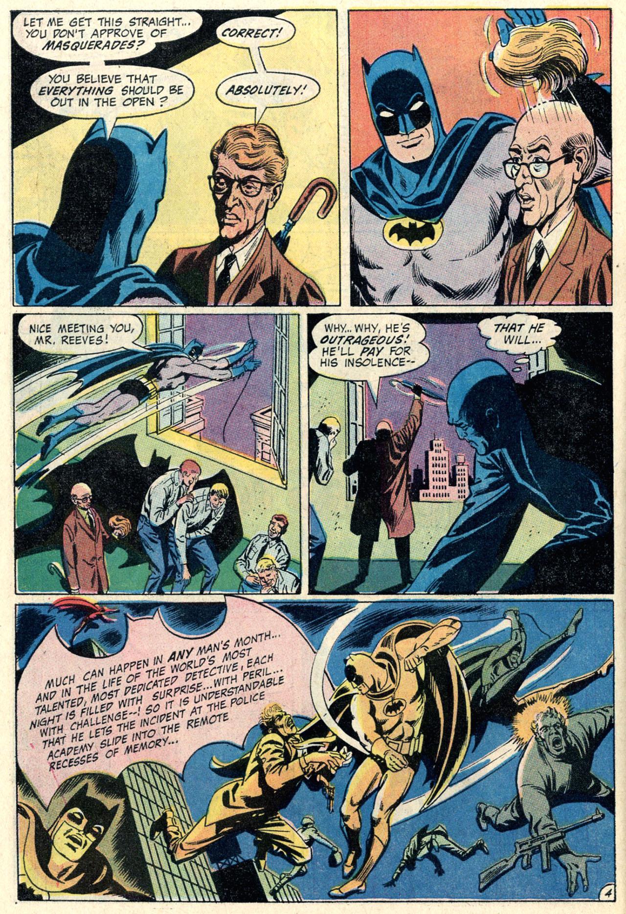 Detective Comics (1937) 399 Page 5