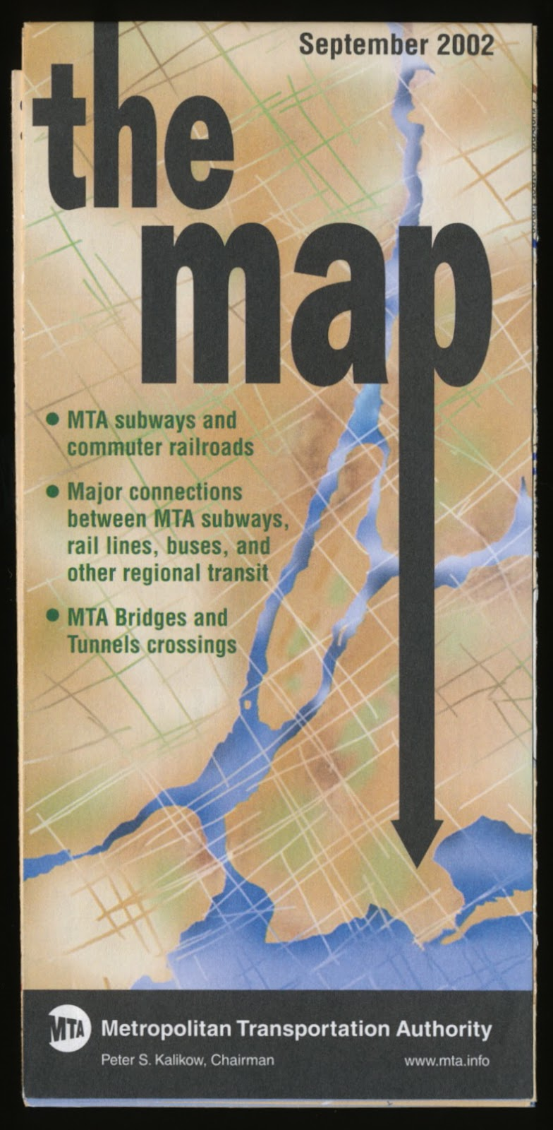 City Map Map New York Subway