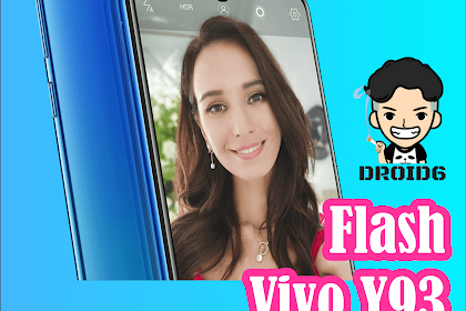Cara Flash Vivo Y93 Tanpa PC