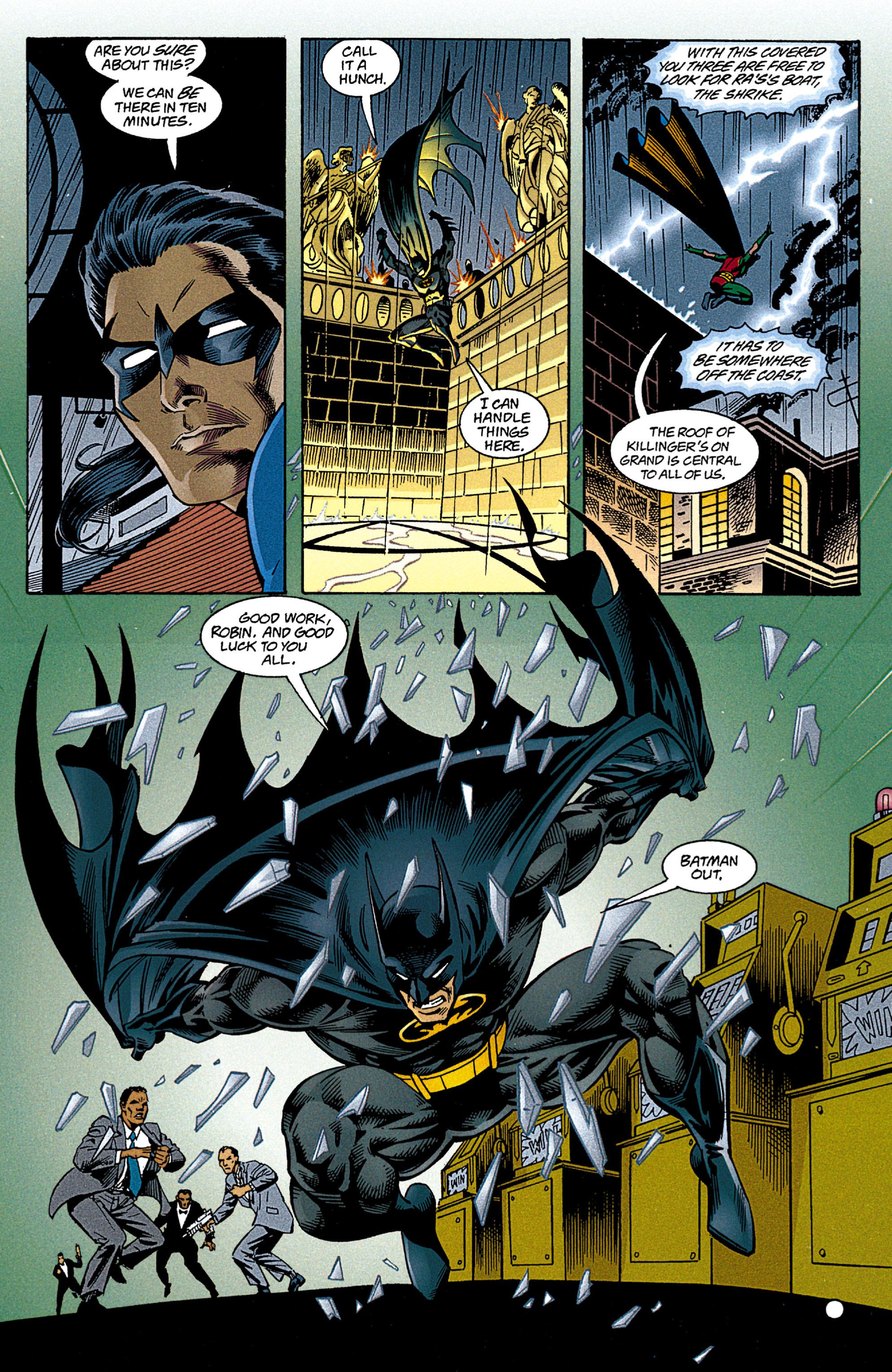 Detective Comics (1937) 701 Page 5