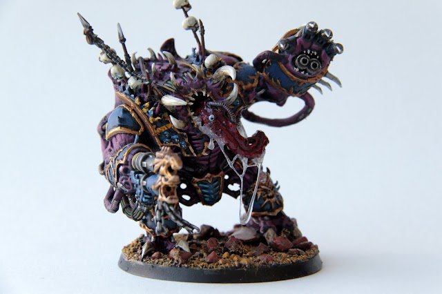 What's On Your Table: Converted Thousand Sons Helbrute