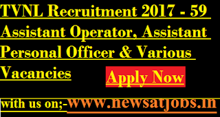 TVNL-jobs-2017-59-Assistant-Operator-officer-Vacancies