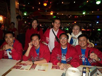 doanh nhân Phan Đức Linh và những người bạn