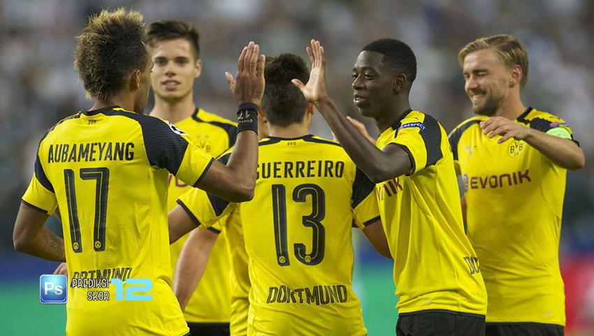 Prediksi Skor Borussia Dortmund vs Hertha Berlin 15 Oktober 2016