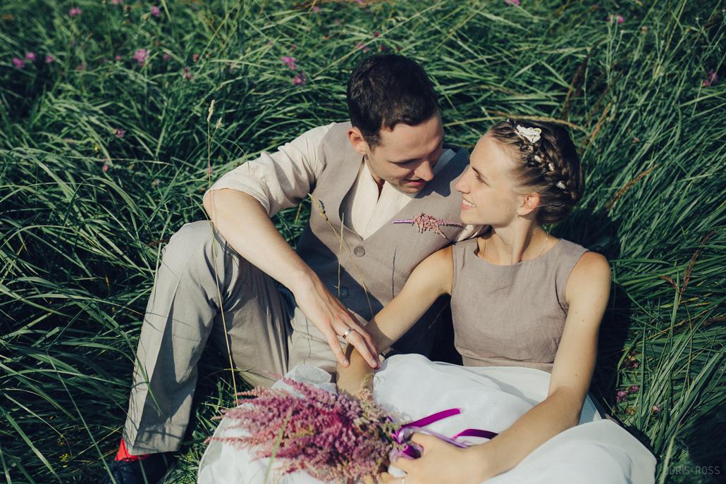 Latvijas trādīcijas kāzās
