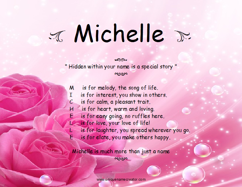 32 MEANING OF MICHELLE IN THE BIBLE, BIBLE MEANING IN THE
