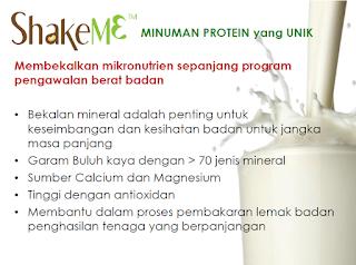 Minuman Protein Yang Unik