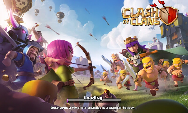 Clash of Clans 8.212.3 APK Update Maret 2016 For Android