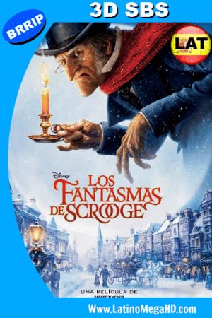 Los Fantasmas de Scrooge (2009) Latino Full 3D SBS 1080P ()