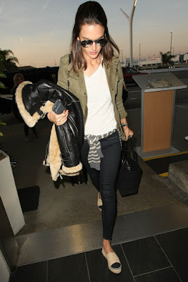 When It Comes to the Style, Alessandra Ambrosio Has the Right Formula